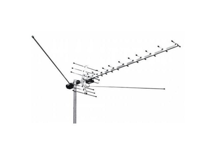 Уличная антенна для телевизора